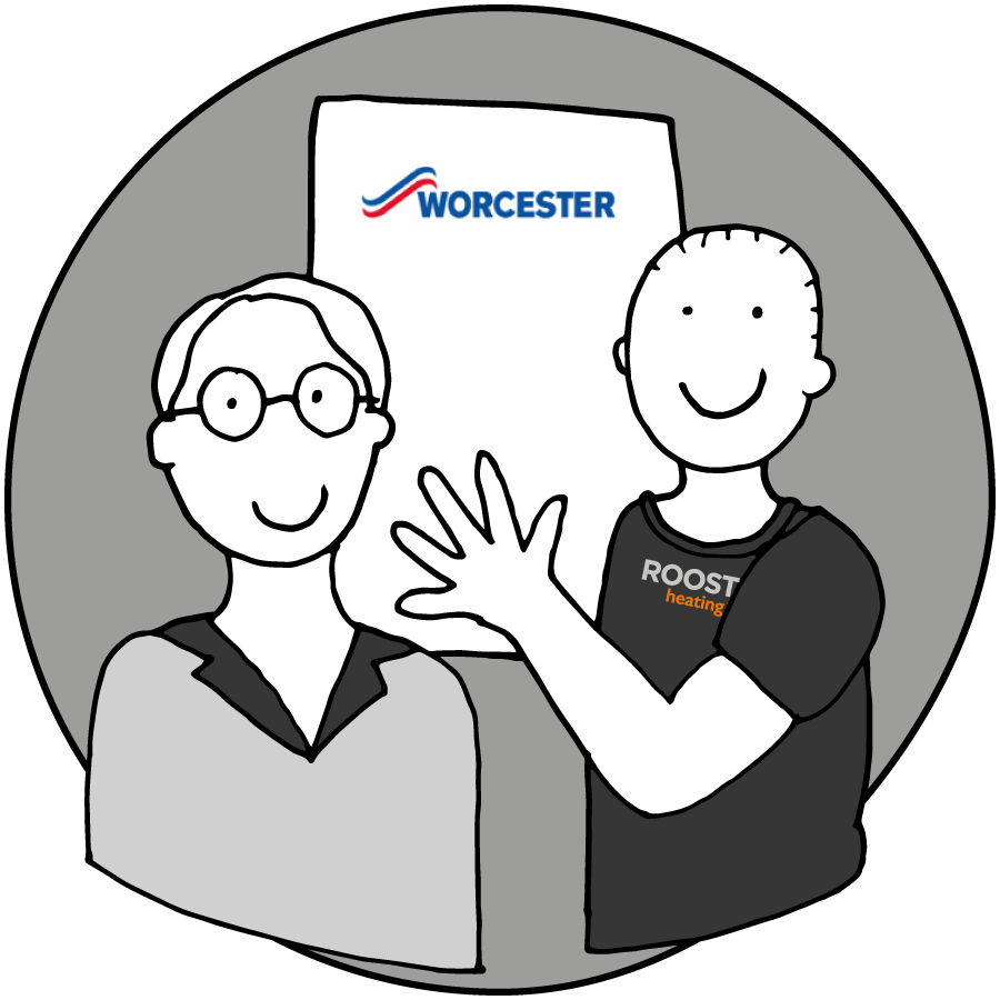 Worcester Bosch Accredited Boiler Installers