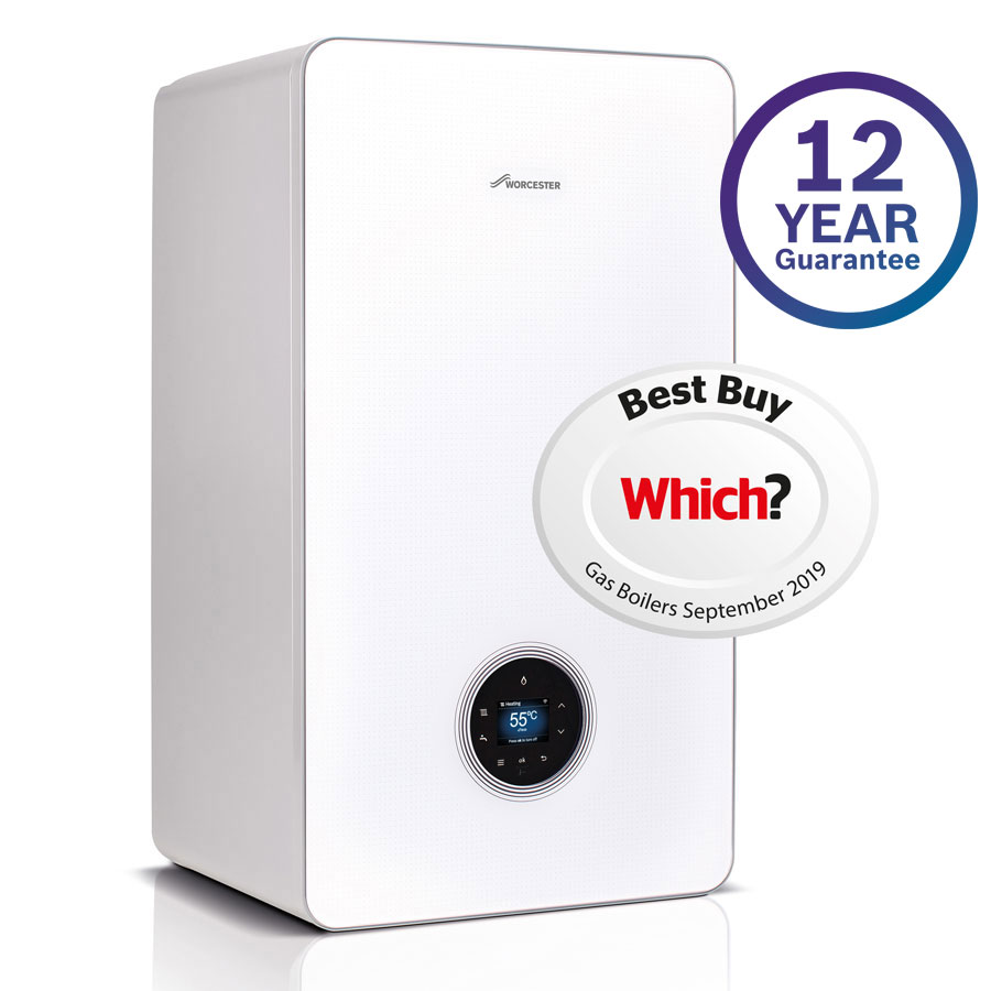 Worcester-Bosch Boiler 12 year Guarantee