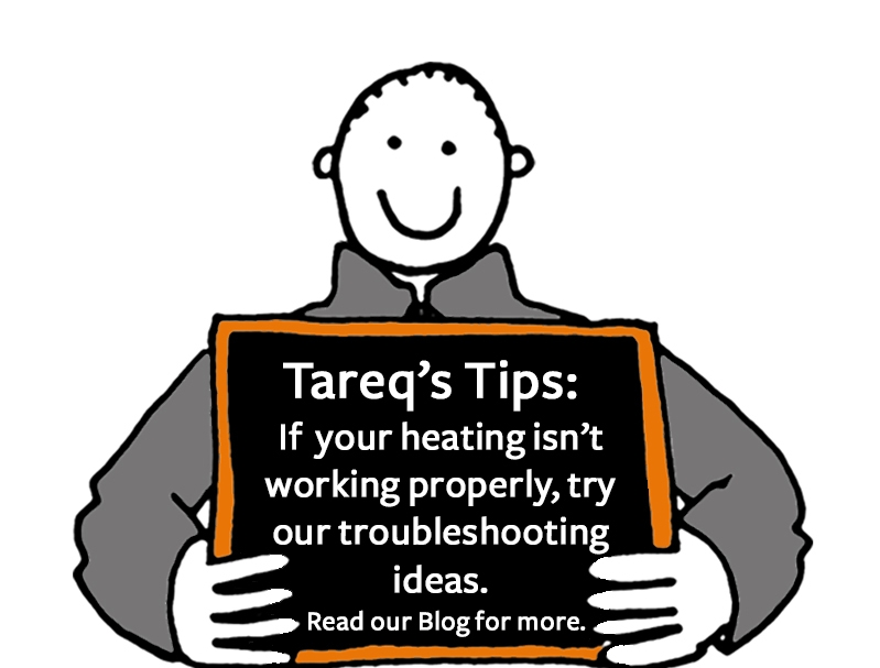 Gas boiler troubleshooting
